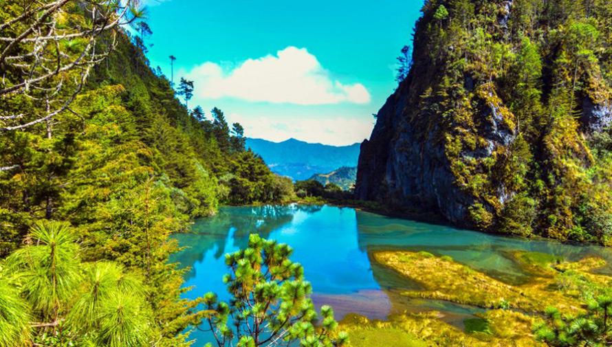 Viaje para conocer Huehuetenango