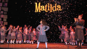 Musical de Matilda en Guatemala | Diciembre 2018