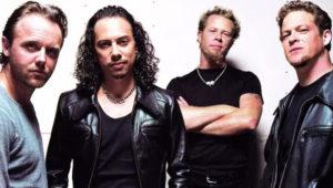 Noche dedicada a la música de Metallica en SOMA | Octubre 2018