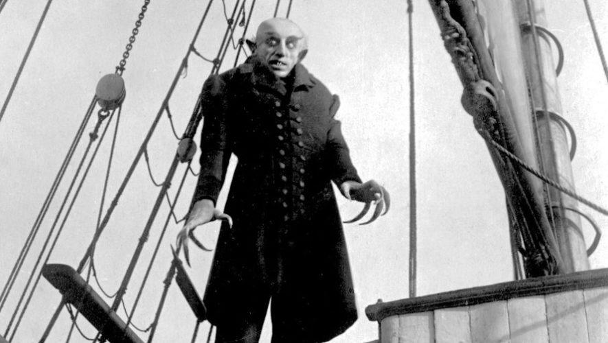 Proyección gratuita de la película Nosferatu, musicalizada en vivo | Octubre 2018