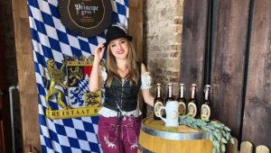Celebración del Oktoberfest de Vinoteca junto a El Príncipe Gris | Octubre 2018