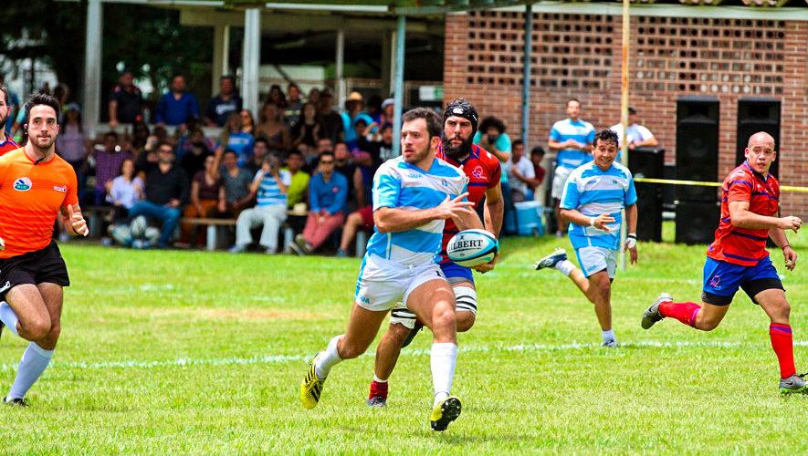 Partido de Guatemala vs. Perú, Sudamericano B de Rugby | Octubre 2018