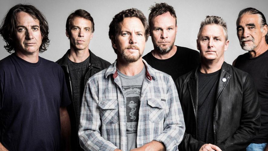 Noche de tributo a Pearl Jam en SOMA | Noviembre 2018