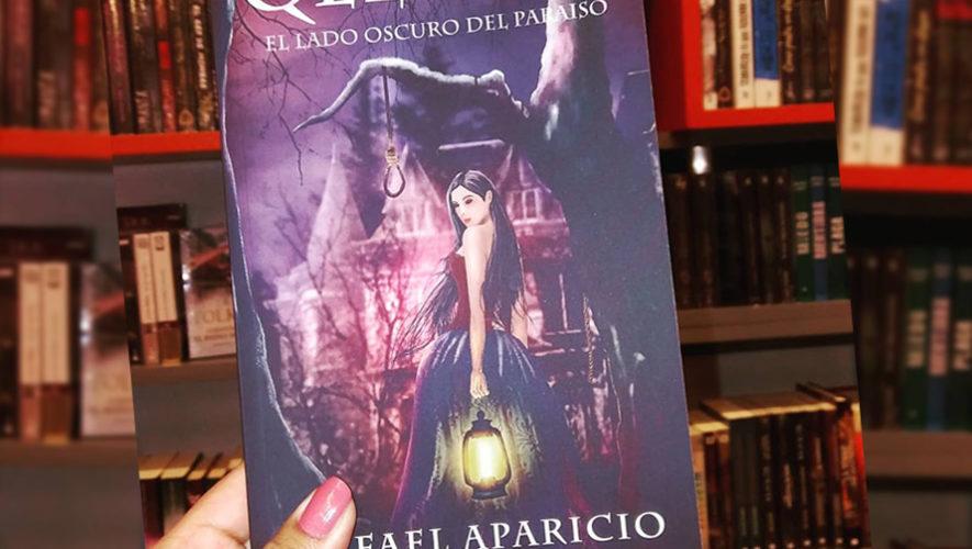 Presentación del libro QELIPOT del guatemalteco Rafael Aparicio | Octubre 2018
