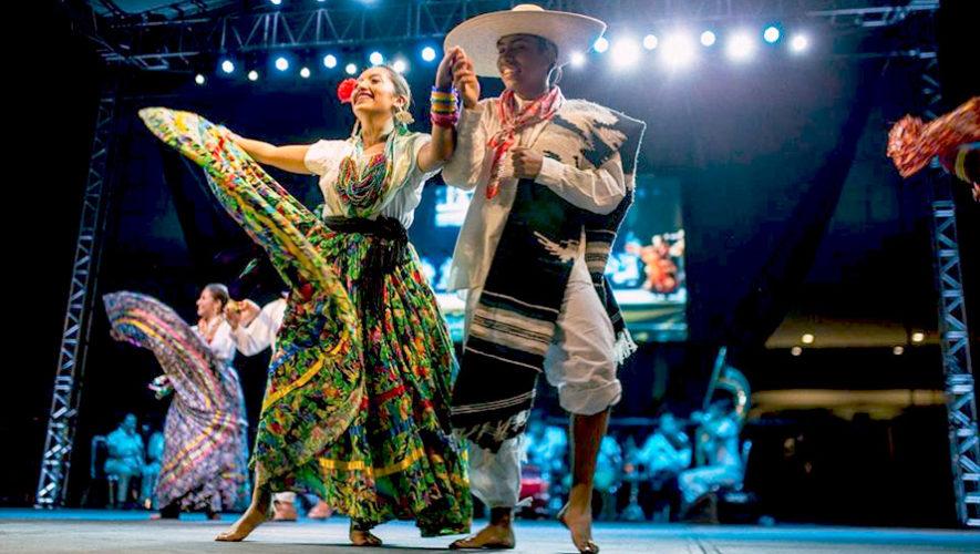 Presentación gratuita del Ballet Folklórico de Oaxaca en Guatemala | Octubre 2018