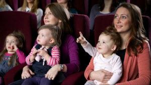 Proyección gratuita de cine español para niños | Octubre 2018