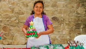 Curso de repostería navideña en zona 2 | Octubre 2018