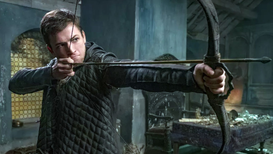Proyección de la película Robin Hood | Noviembre-Diciembre 2018