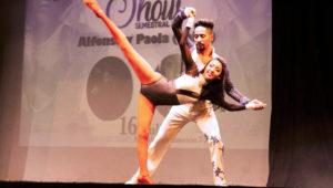 Show con varios géneros de baile en Guatemala   Diciembre 2018