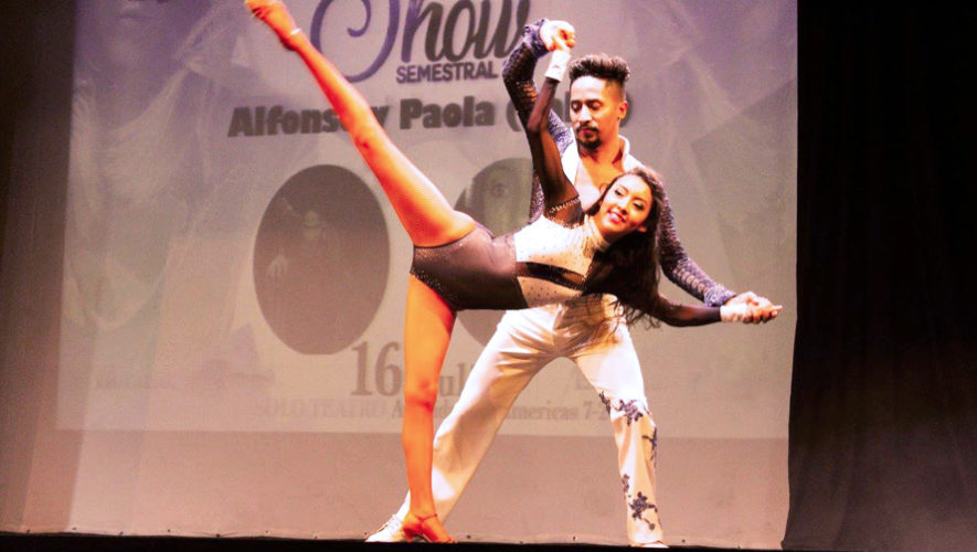 Show con varios géneros de baile en Guatemala | Diciembre 2018