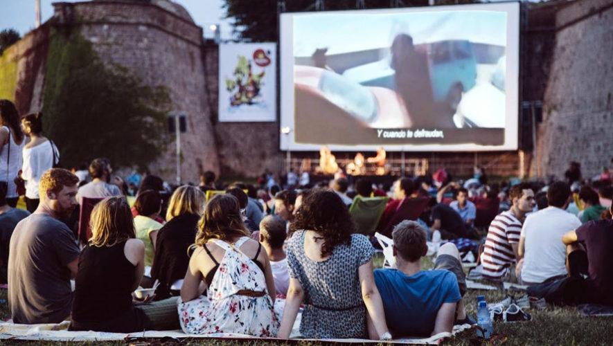 Sinopsis 2018, festival de cine universitario guatemalteco | Noviembre 2018