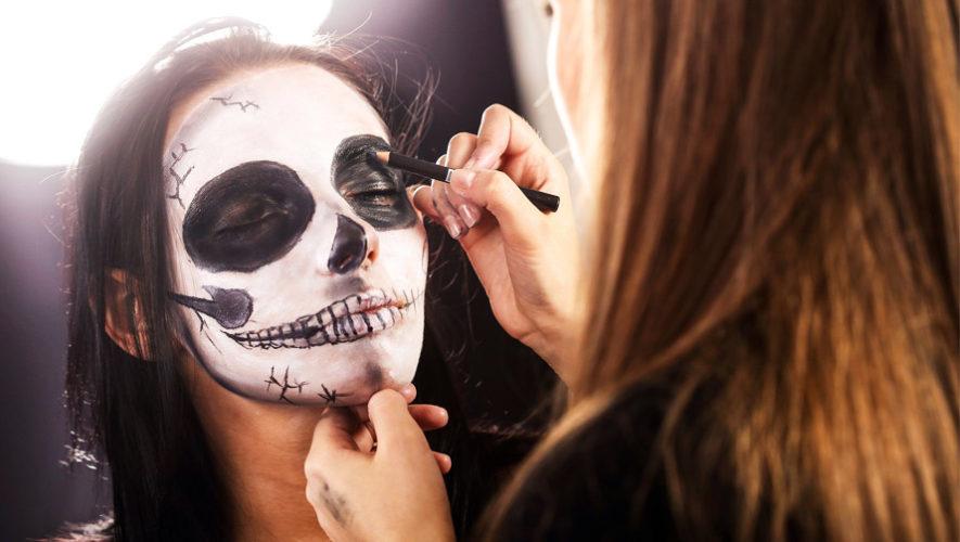 Taller gratuito de maquillaje para Halloween   Octubre 2018