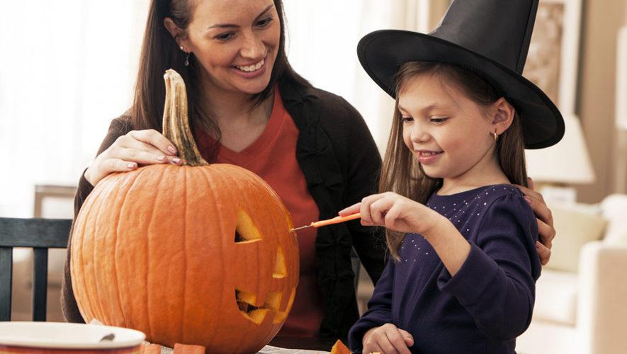 Taller gratuito para decorar y tallar una calabaza de Halloween   Octubre 2018