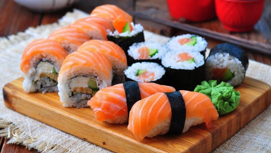 Todo lo que puedas comer de sushi en Sakura | Octubre 2018