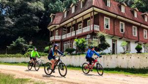 Tour en bicicleta en Santiago Sacatepéquez | Noviembre 2018