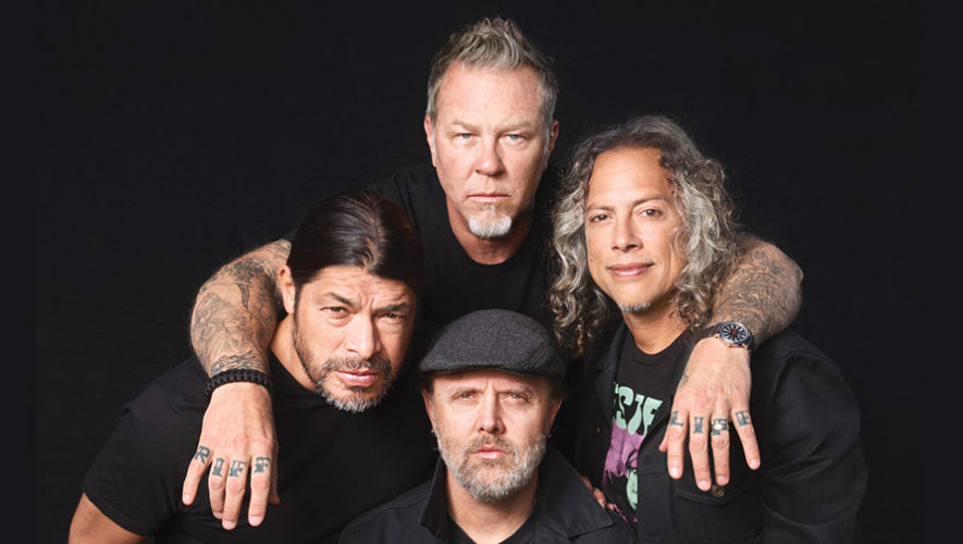 Tributo sinfónico a Metallica y Iron Maiden por Cuarteto Asturias   Octubre 2018