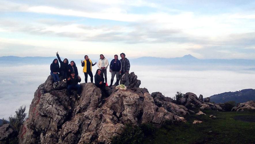 Viaje al mirador Diéguez Olaverri, Huehuetenango | Octubre 2018