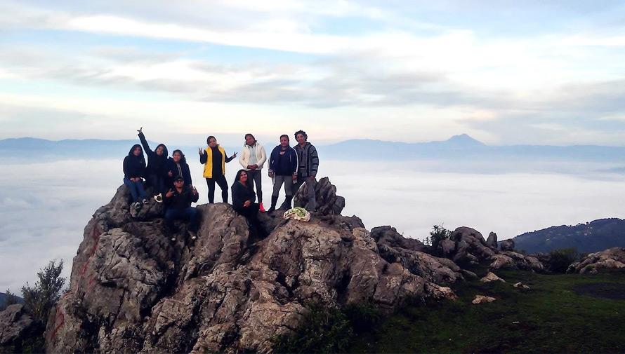 Viaje al mirador Dieguez Olaverri, Huehuetenango
