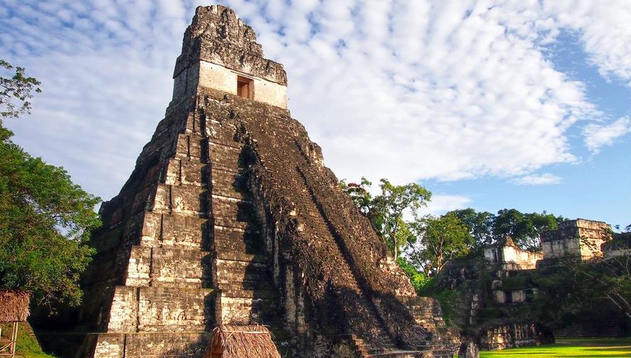 Viaje para conocer Tikal y El Remate en Petén