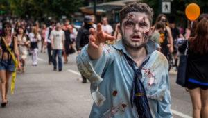 Zombie Walk Guatemala   Octubre 2018