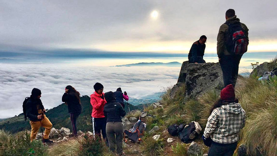 Ascenso al volcán Tajumulco por la Ruta Facilita | Noviembre 2018