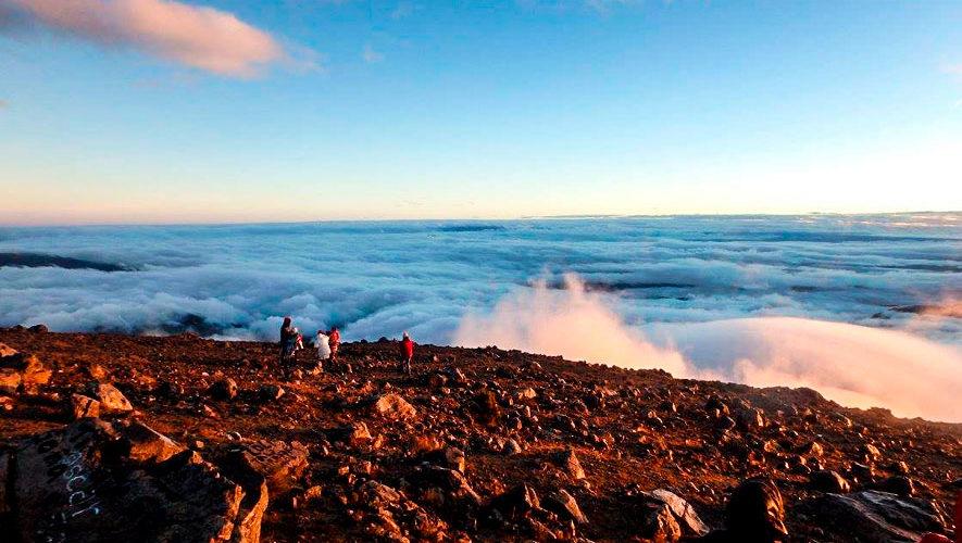 Ascenso al volcán Tajumulco por la Ruta Sur | Noviembre 2018