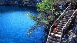 Cenotes que puedes encontrar en Guatemala