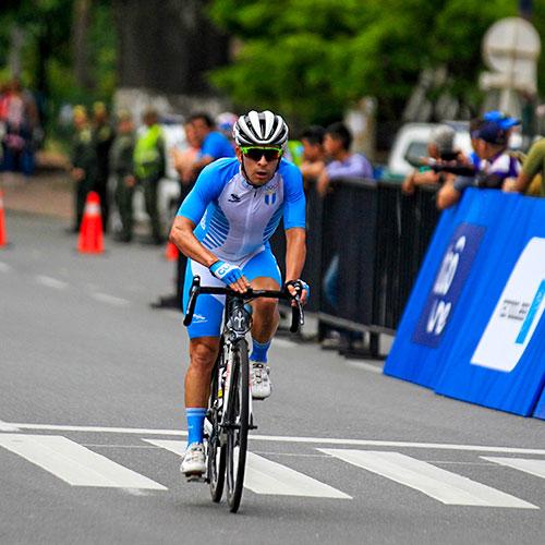 Atletas de Guatemala clasificados a los Juegos