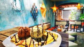 Lugares para comer crepas en Guatemala