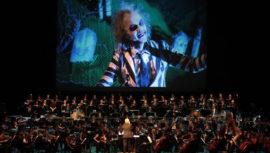 Concierto sinfónico de canciones de terror en Teatro Lux   Octubre 2018