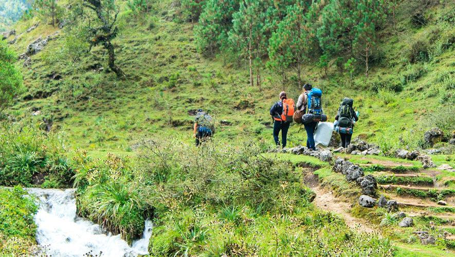Trekking de Los Cuchumatanes a la Laguna Magdalena | Noviembre 2018