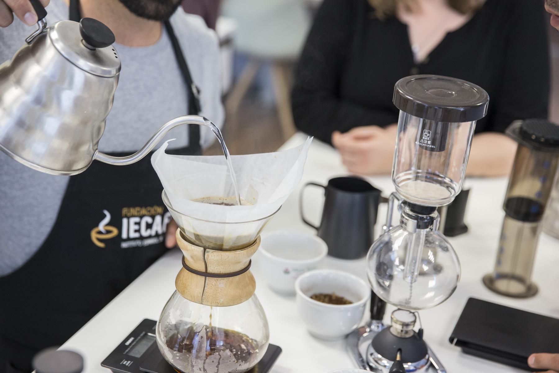 (Foto: Instituto Español de Café)