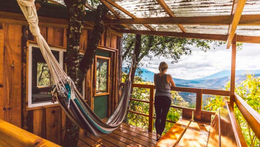 3 lugares únicos para hospedarse en Guatemala, según Road Affair