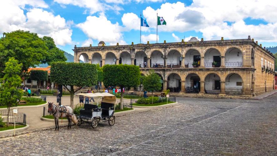 Actividades familiares gratuitas en Antigua Guatemala   Noviembre 2018