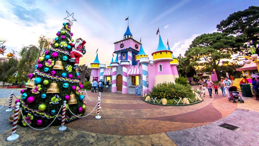 Actividades navideñas en el Irtra Mundo Petapa | Noviembre 2018