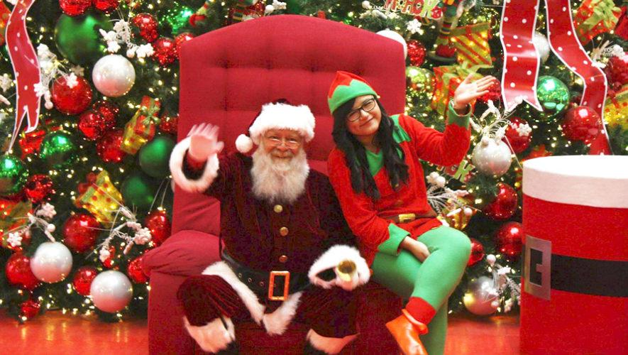 Actividades navideñas gratuitas en zona 17 | Noviembre 2018