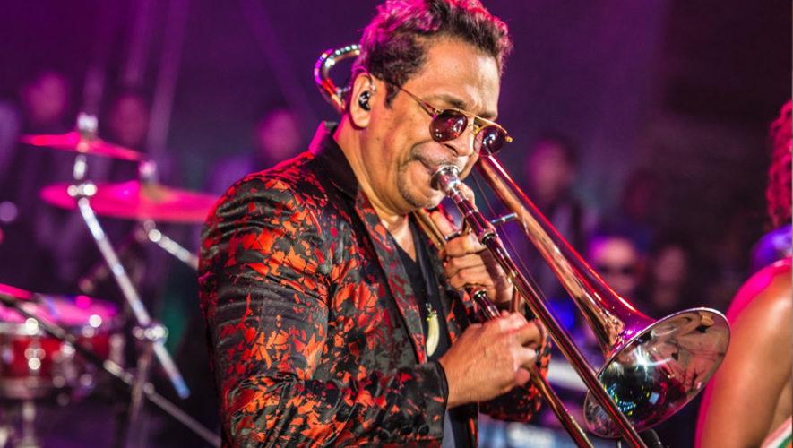 Presentación de Alberto Barros y su Orquesta All Star en Guatemala | Marzo 2019
