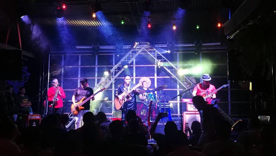 Concierto de Alux Nahual en Trovajazz | Noviembre 2018