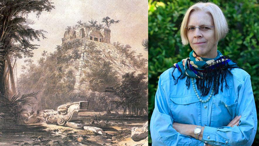 Anabel Ford, arqueóloga que descubrió el sitio arqueológico El Pilar, Petén