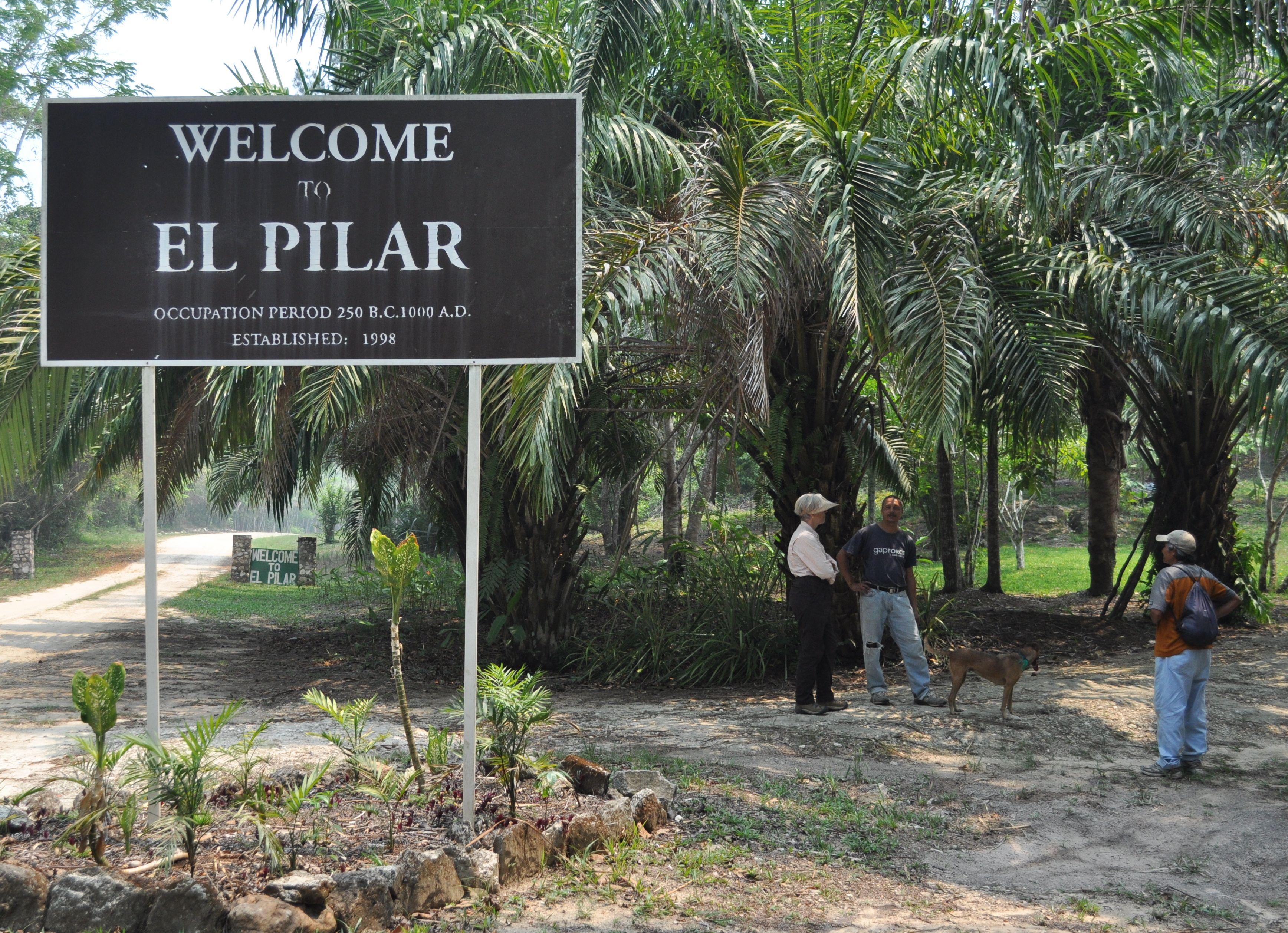 Anabel Ford descubrió el sitio arqueológico El Pilar