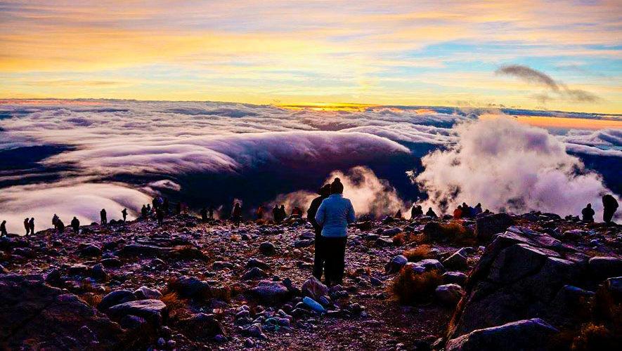 Ascenso al volcán Tajumulco | Noviembre 2018