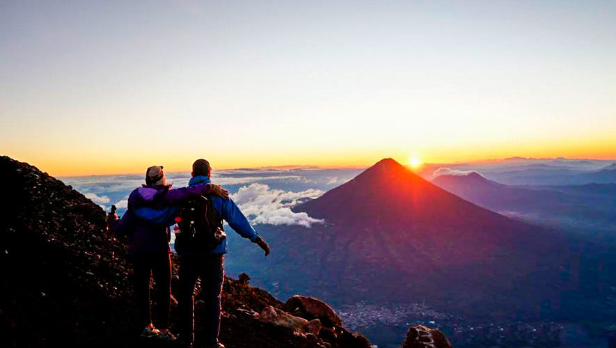 Ascenso y campamento al Volcán Acatenango | Diciembre 2018