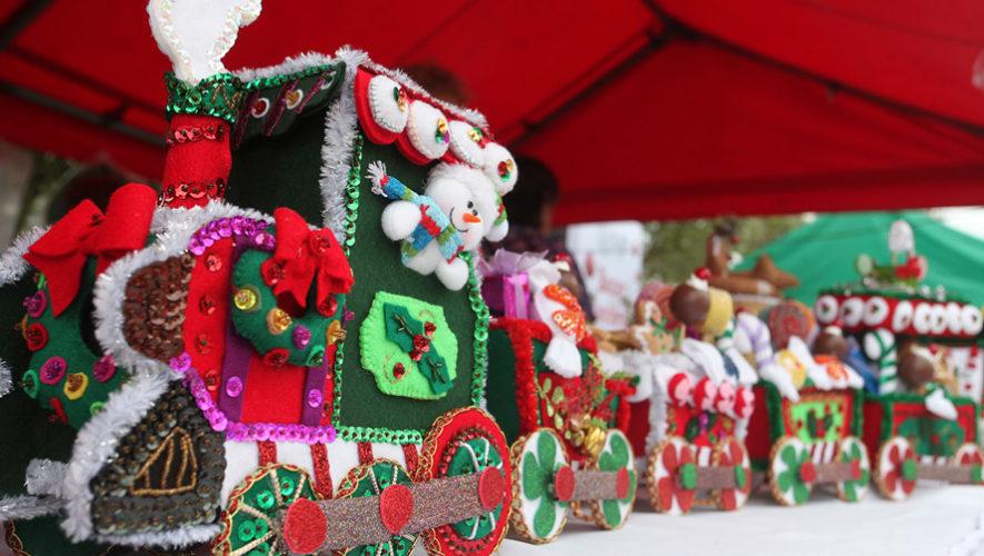Bazar navideño a beneficio de la Fundación Margarita Tejeda | Noviembre 2018