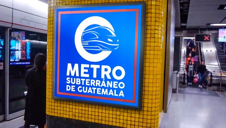 Buscan habilitar el primer Metro Subterráneo de Guatemala