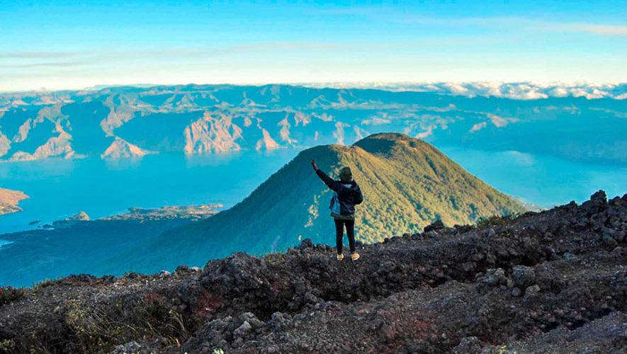 Campamento en el Volcán Atitlán | Noviembre 2018