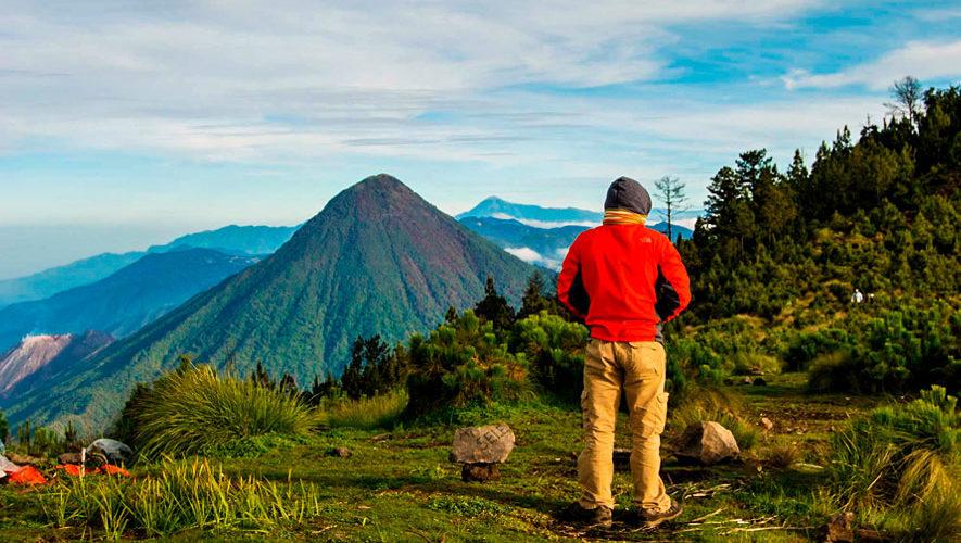 Campamento en el volcán Santo Tomás | Noviembre 2018