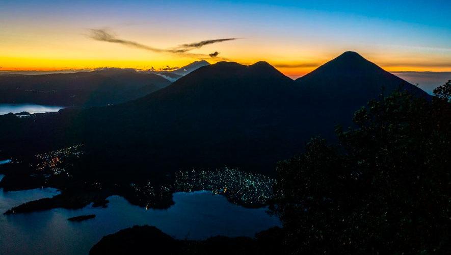 Campamento para ver el amanecer en el volcán San Pedro | Noviembre 2018