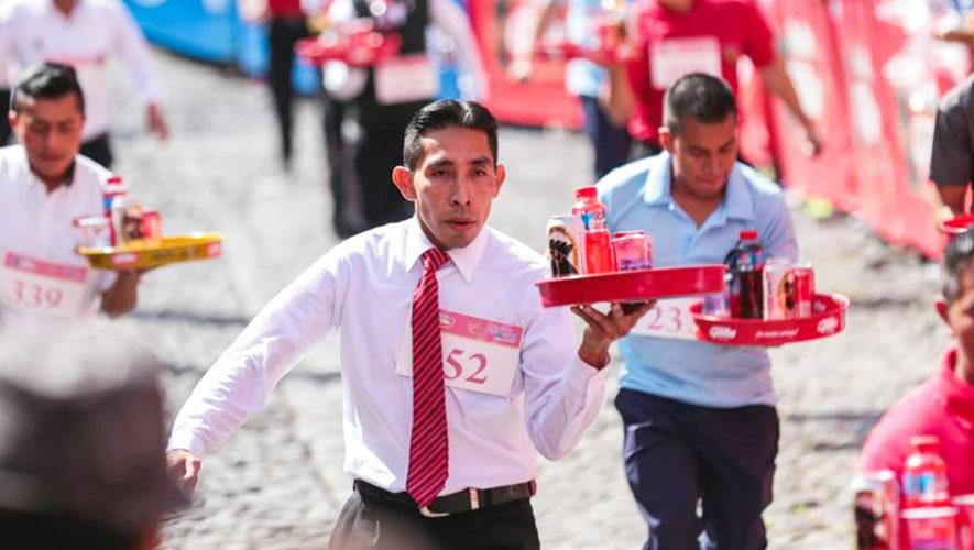 Carrera de Charolas en Antigua Guatemala | Noviembre 2018