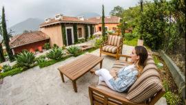 casas en alquiler en Antigua Guatemala para fin de semana