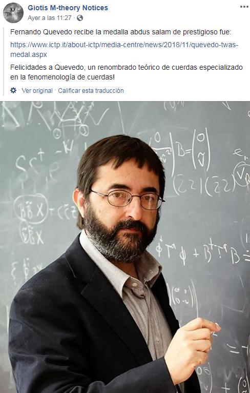 Científico guatemalteco